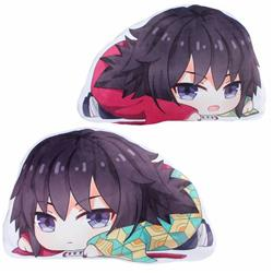 Demon Slayer Kimets Tomioka Giyuu Double-sided pillow 45X35X12CM