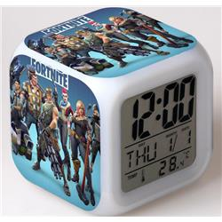 fortnite anime led clock