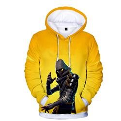 fortnite anime 3d hoodie 2xs to 4xl