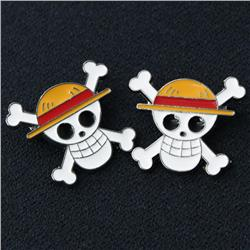 one piece anime pin
