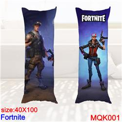 fornite anime double face cushion 40*100cm