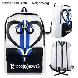 kingdom hearts anime shouder bag