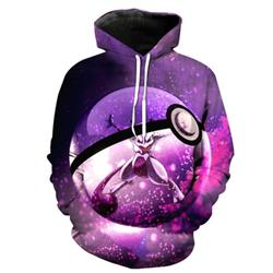 pokemon anime 3d printed hoodie 2xs to 4xl