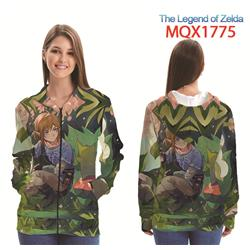 the legend of zelda anime 3d printed hoodie 2xs to 4xl