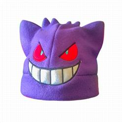 Pokemon Gengar Hat warm hat