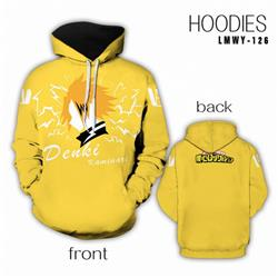 My Hero Academia Full color Hooded Long sleeve Hoodie S M L XL XXL XXXL preorder 2 days LMWY126